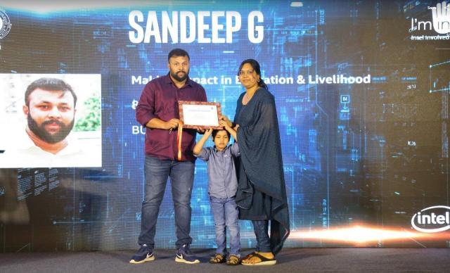 Sandeep Intel
